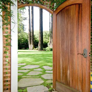 Woodside Conservatory & Hardscape