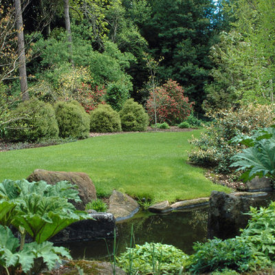 This is an example of a traditional water fountain landscape in Other.