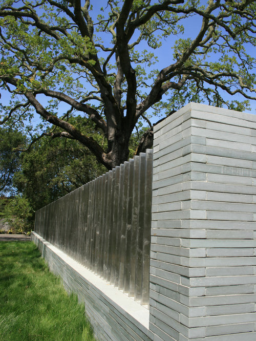 Stainless Steel Fence Houzz