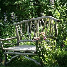 Rustic Landscape by Aura Landscapers Ltd
