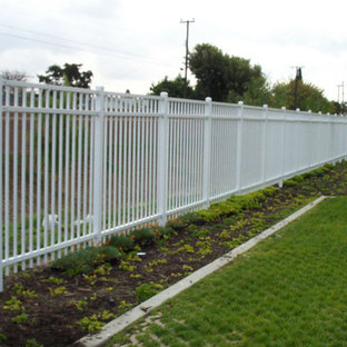 Wrought Iron Fence Houzz