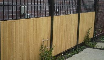 Wrought Iron Fences.