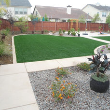 Traditional Landscape by Create A Scape