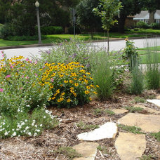 Eclectic Landscape by Happy Gardens