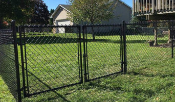 Young Fence install