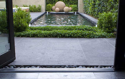 Luxuriate in the Calm of a Minimalist Garden