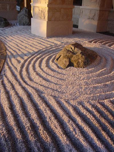 Asiático Jardín by Daryl Toby - AguaFina Gardens International
