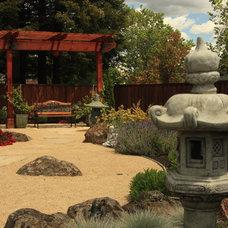 Asian Landscape by Susan Friedman Landscape Architecture