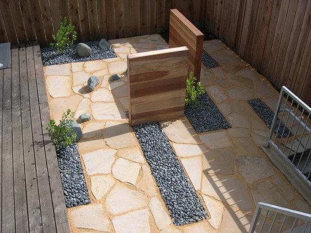 Contemporary Landscape by Tierra Seca Landscape Design