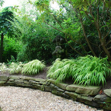 Asian Landscape by Whitmores Landscaping