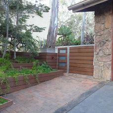 Modern Exterior by ZenArchitect.com