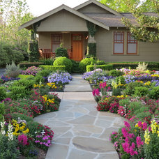 Craftsman Landscape by David Morello Garden Enterprises, Inc.