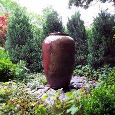 Rustic Landscape by David Morello Garden Enterprises, Inc.