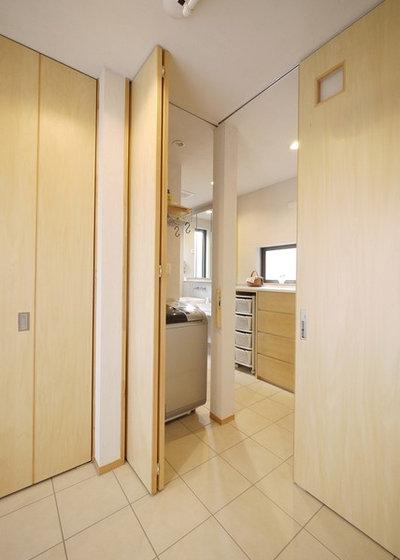 ランドリールーム by 一級建築士事務所みゆう設計室