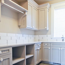 Traditional Laundry Room by Dwellings