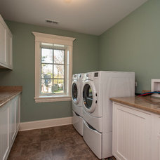 Traditional Laundry Room by Danko Group Corporation