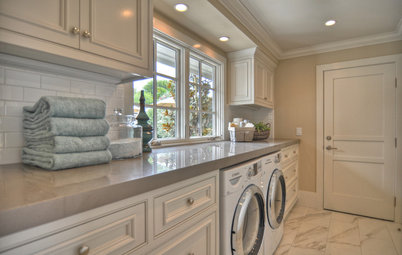 Readers' Choice: The Top 20 Laundry Rooms of 2011