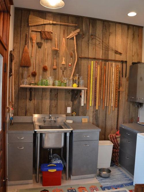 Top 20 Knick Knacks Laundry Room Ideas Photos Houzz
