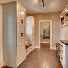 Contemporary Laundry Room by Highmark Builders