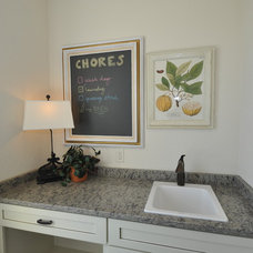 Traditional Laundry Room by Tim O'Brien Homes