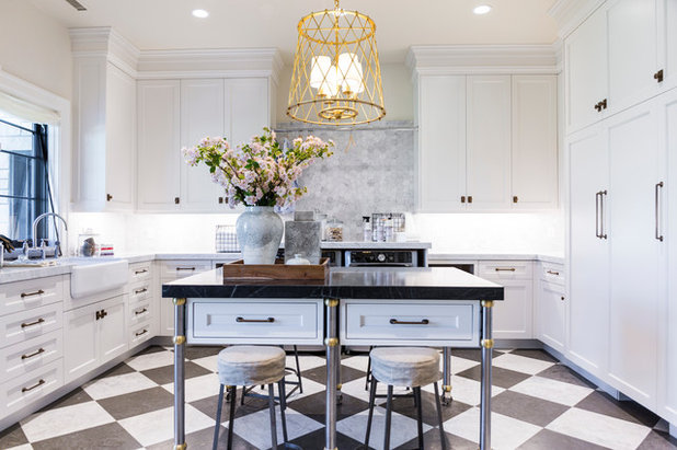 Traditional Laundry Room by Designs by Craig Veenker