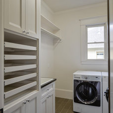 Traditional Laundry Room by Creole Design