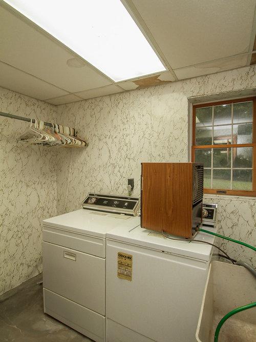 midcentury dc metro laundry room design ideas  remodels  u0026 photos