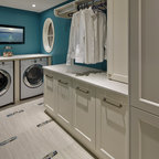 Trimble Contemporary Laundry Room Vancouver By Old