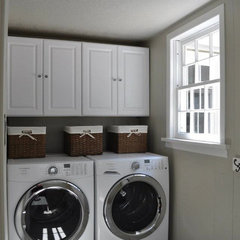 traditional laundry room by Design Directions