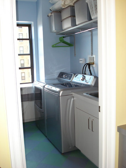 Contemporary Laundry Room by MUSE Architecture