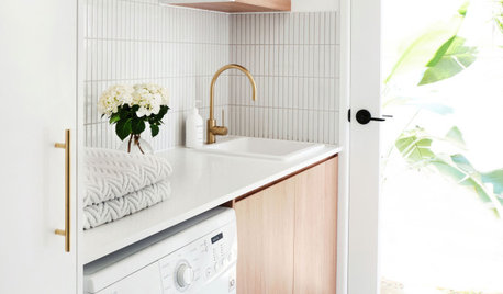 5 Essentials for Good Laundry Design That You Need to Know