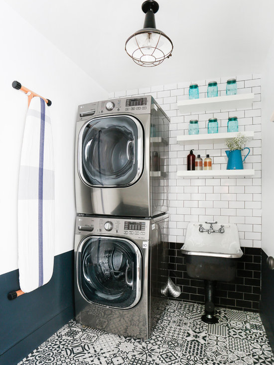 All Time Favorite Transitional Laundry Room Ideas Designs Houzz