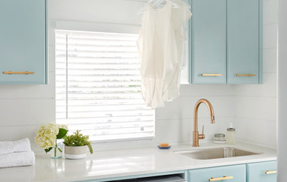 Trending Now: Chic Laundry Rooms to Inspire You