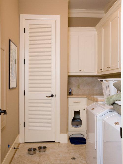 public laundry room remodel ideas hide water heater houzz