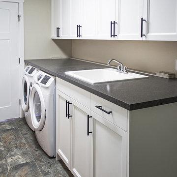 Appel Residence | Laundry