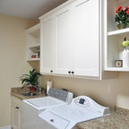 Laundry Traditional Laundry Room Dc Metro By