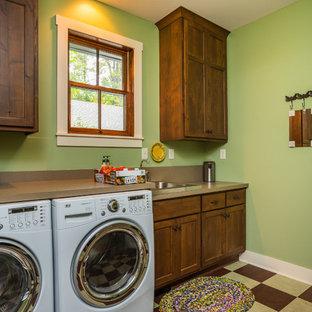 Idee per una lavanderia country