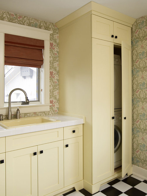 Hide Stackable Washer And Dryer Home Design Ideas