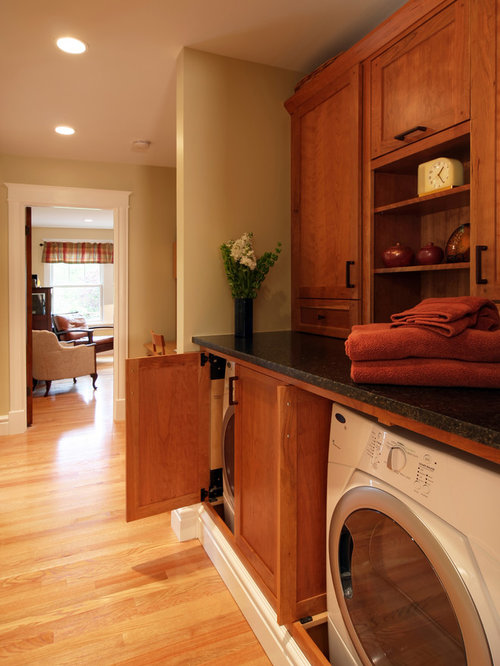 Traditional Laundry Room Idea In St Louis