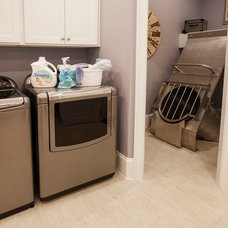 Traditional Laundry Room by Ashton Woods