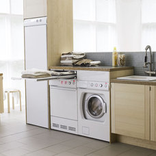 Modern Laundry Room by ASKO Appliances, Inc.