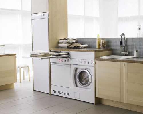 Clothes Drying Cabinet ~ Drying cabinet houzz