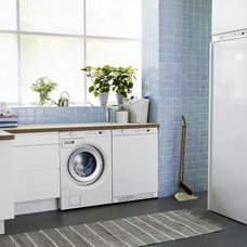 Contemporary Laundry Room by ASKO Appliances, Inc.