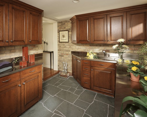 Traditional Laundry Room by Pappas Design