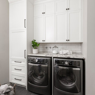 75 Beautiful Ceramic Tile Laundry Room Pictures Ideas February 2021 Houzz