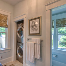 Craftsman Laundry Room by Historical Concepts