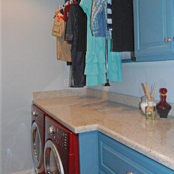 Bahr - Master Closet, Mudroom, Laundry, & Office