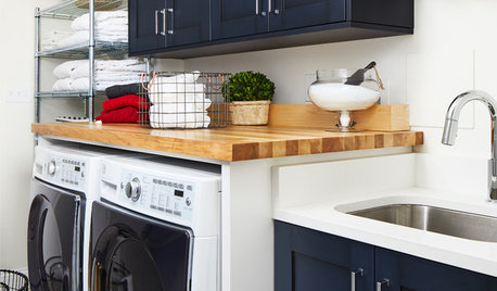 Trending Now: Ideas From the Most Popular New Laundry Rooms