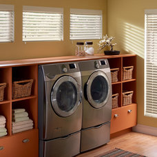 Traditional Laundry Room by Bali