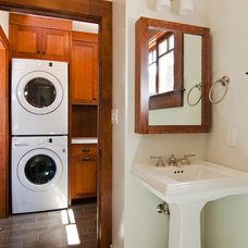 Craftsman Laundry Room by Bali Construction
